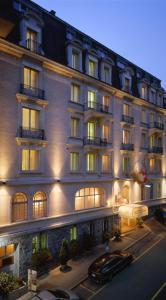 Hotel Victoria Lausanne