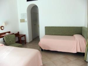 Room at Hotel Biancamaria, Capri