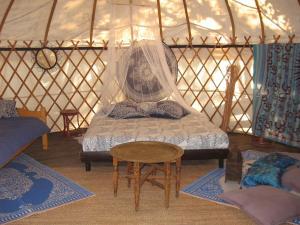 Camping Mille Étoiles Labastide de Virac