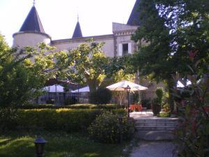 Chambres d'hotes  Château de Nans Nans les Pins