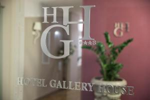 Hotel Gallery House Palerme