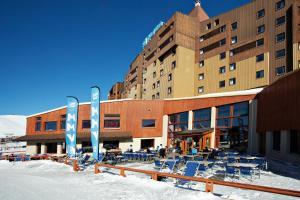 Hotel Club MMV Les Bergers L'Alpe d'Huez