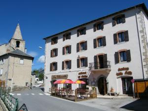 Gite-Auberge la Chouette Font Romeu Odeillo Via
