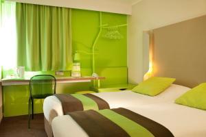 Hotel Campanile Paris Porte d'italie Le Kremlin Bicêtre