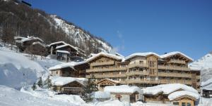 Hotel Les Barmes de l'Ours Val d'Isère
