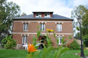 Landhaus in der Normandie Bernières