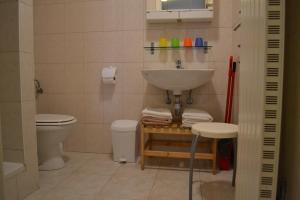 Um banheiro em Aen den Leewerk