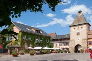 Hotel des Vosges Turckheim