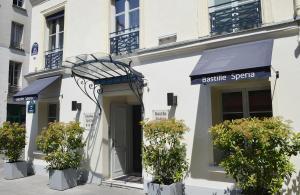 Hotel Bastille Spéria Paris