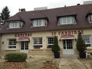 Chambres d'hotes  Le Cardinal Annebault