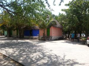 Cabañas Camping Ria Celestun