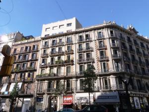 Apartamento Rambla Catalunya Barcelone