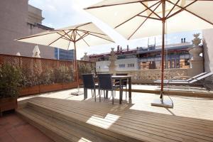 Apartamento Rambla Barcelone