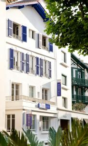 Hotel Le Saphir Biarritz