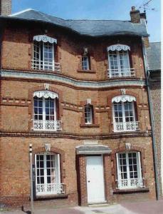 La Falaise Saint-Valery sur Somme