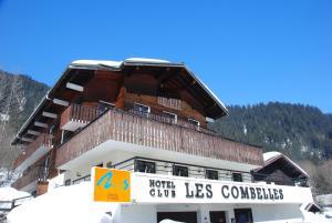 Hotel Les Combelles Châtel
