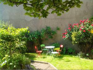 Chambres d'hotes Villa Les Palmiers Wimereux