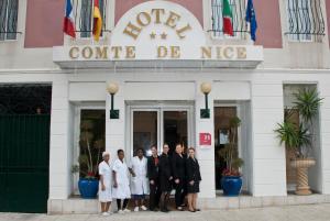 Appartements Comté de Nice Nice