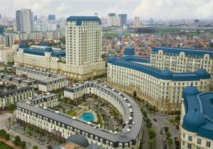 Parkhome Services Apartment - 70 Đình Thôn