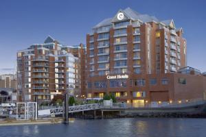 Coast Victoria Harbourside Hotel Victoria