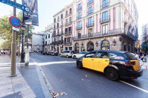 Be Barcelona Ramblas Barcelone