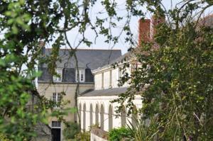 Chambres d'hotes Manoir de Boisairault Le Coudray Macouard