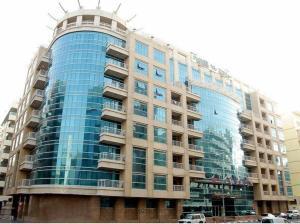 Grand Midwest Hotel Apartments Dubaï