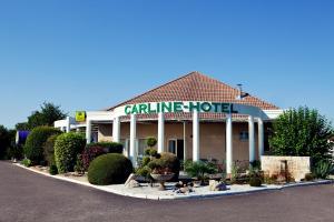 Logis Carline Hotel Restaurant Beaune