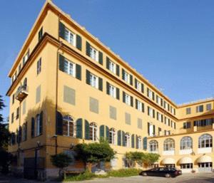 Hermitage Hotel Gênes