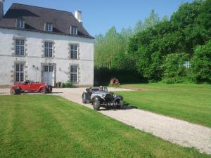 Chambres d'hotes Malouinière des Trauchandières Saint-Jouan des Guérets