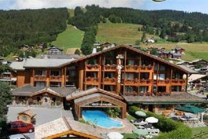 Hotel Le Nagano Les Gets