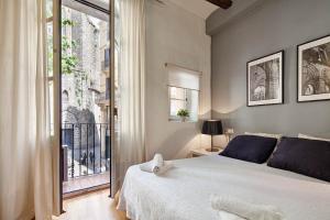 Habitat Apartments Plaza del Pi Barcelone