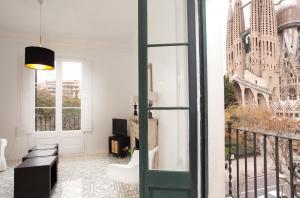 Lucky Sagrada Familia Barcelone