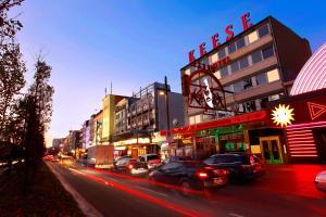 Centro Hotel North Hamburg Bewertung