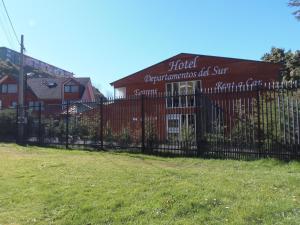 Hotel Departamentos del Sur Puerto Montt
