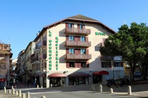 Hotel Le Bourgogne Evian les Bains