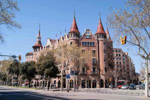 Sagrada Familia apartments - Vila de Gracia area Barcelone