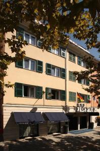 MSN Hotel Galles Gênes