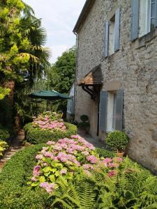 Casas rurales  Les Hortensias Monpazier