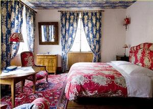 Chambres d'hotes  Hostellerie des Seigneurs de Ribeaupierre Ribeauvillé