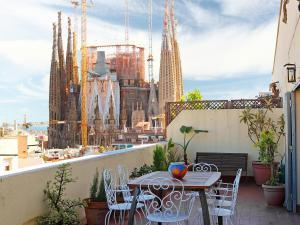 Sagrada Família - Sardenya Barcelone