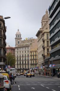 Apartamentos Balmes Barcelone