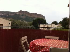 Appartement Cap Canaille Cassis
