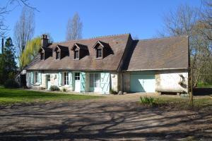Gîte de la Ronceraie Chaumont sur Loire