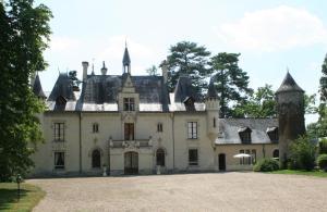 Chambres d'hotes Château de Nazé Vivy