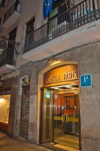 hostal o pensi n hostal paris barcelona espa a