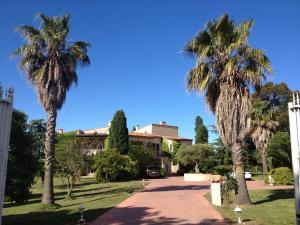 Chambres d'hotes Villa Mercedes La Londe les Maures