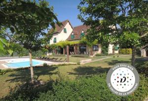 Chambres d'hotes Villa Touloumo Mayrac