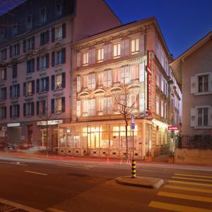 Hôtel Résidence du Boulevard Lausanne