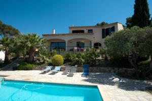 Chambres d'hotes La Villa Sanary sur Mer